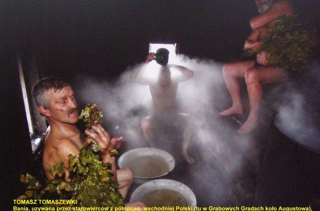 Bania – rosyjska sauna