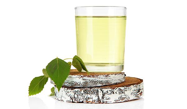 Brzoza- aromateriapia w saunie