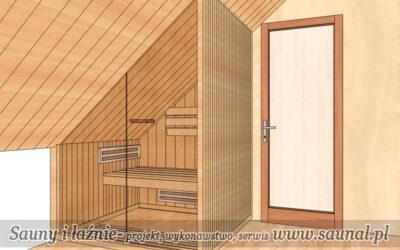 Sauna infrared- nietypowe modele