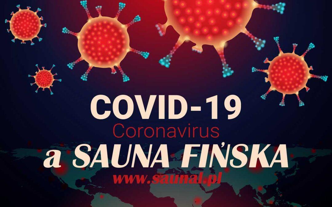 Sauna fińska zamiast szczepionki na COVID- 19 ?